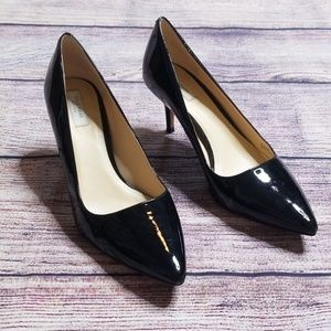 Cole Haan black 7.5 heels
